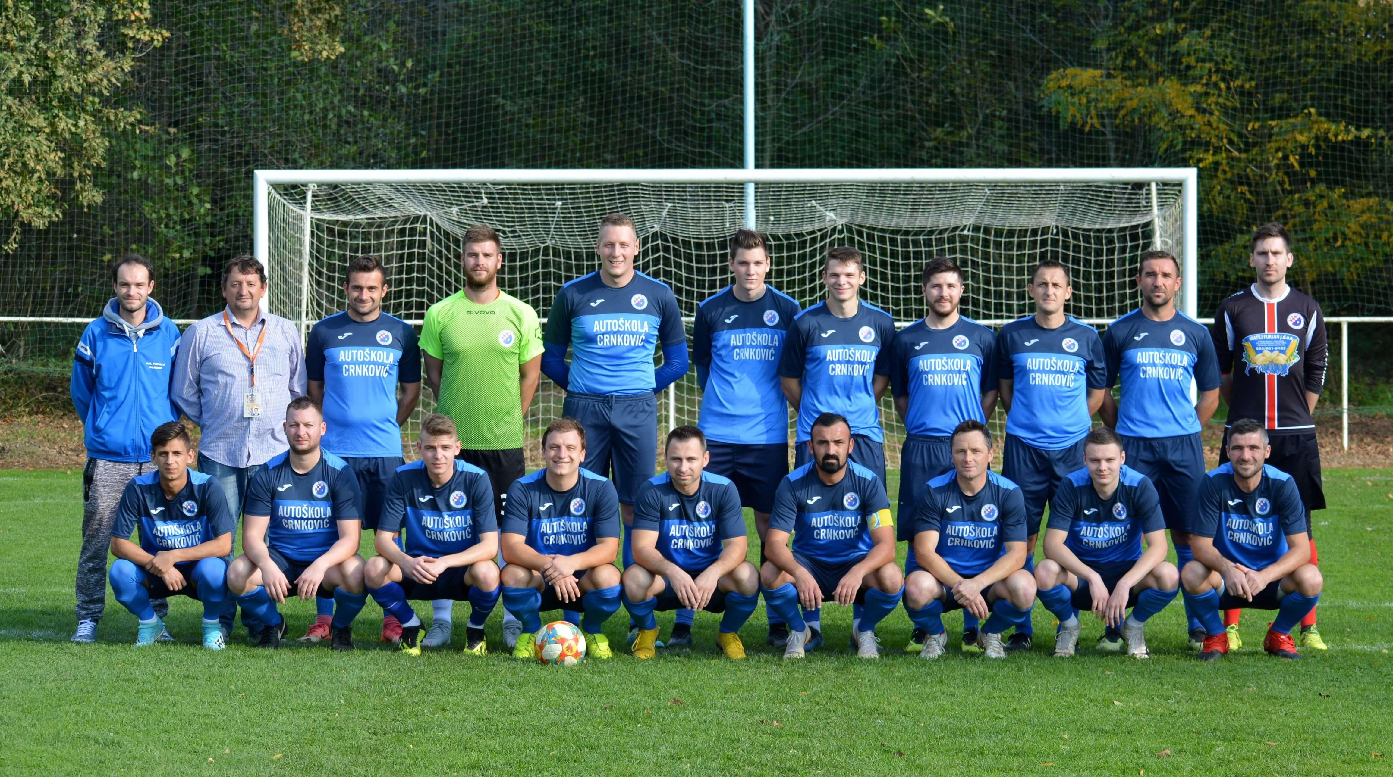 NK Plitvica - seniori 2019